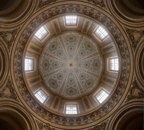 Radcliffe dome architecture